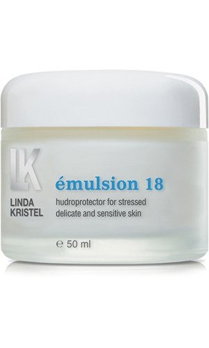 Крем emulsion 18 глубоко увлажняющий Linda Kristel Италия 50 мл(р) — фото №1