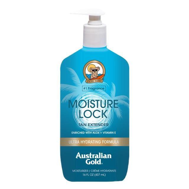 Лосьон закрепитель загара Australian Gold Moisture Lock 437 мл Australian Gold — фото №1