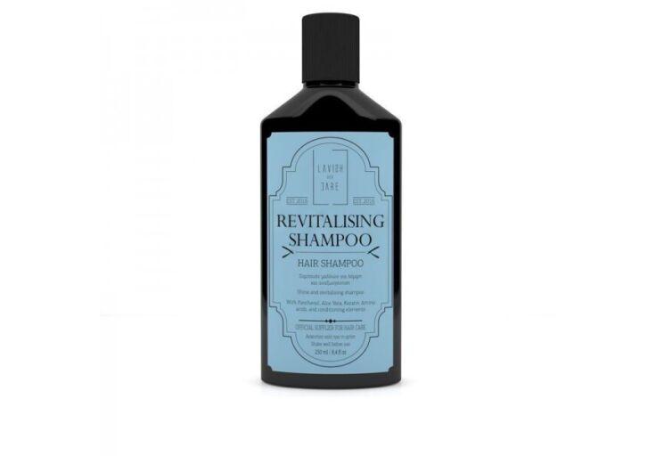 Revitalising Shampoo Шампунь для восстановления и увлажления Lavish Care Греция 250 мл(р) — фото №1
