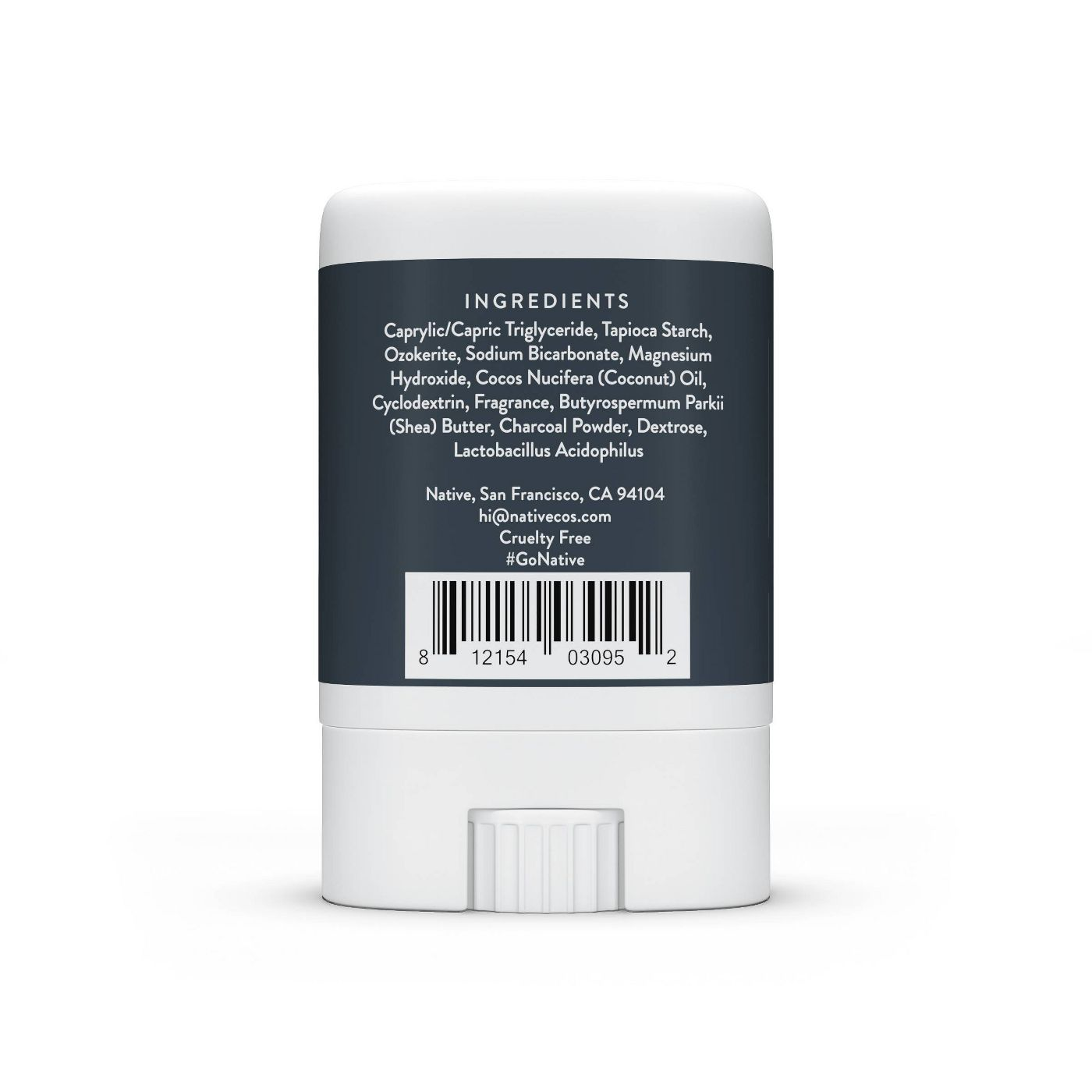 Дезодорант Charcoal Mini Native USA — фото №2