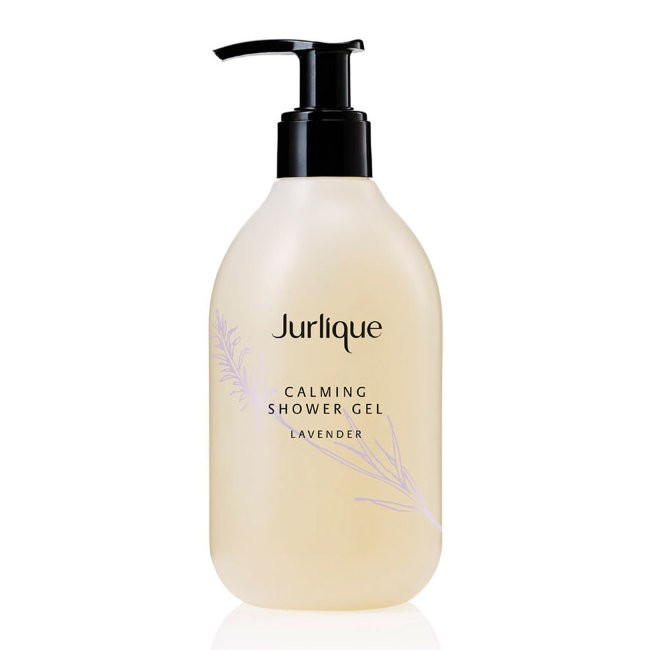 Calming Shower Gel Lavender Успокаювающий гель для душа с экстрактом лаванды Jurlique Англия 200 мл(р) — фото №1