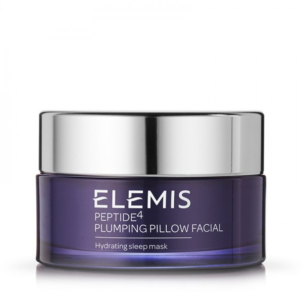 Маска Peptide4 Plumping Pillow Facial ночная 50 мл Elemis Англия — фото №1