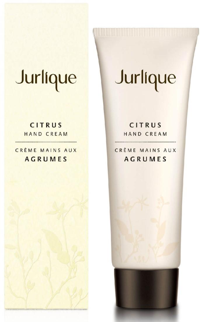 Питательный крем для рук Citrus Hand Cream Jurlique Австралия 125 мл(р) — фото №1