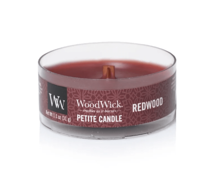 Свеча Petite Redwood Sequoia Wood Wick Англия 31 г(р) — фото №1