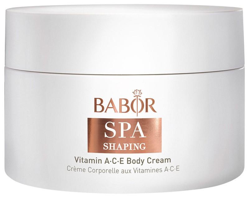 Крем для тела SPA Shaping Vitamin ACE Body Cream Babor Германия 200 мл(р) — фото №1