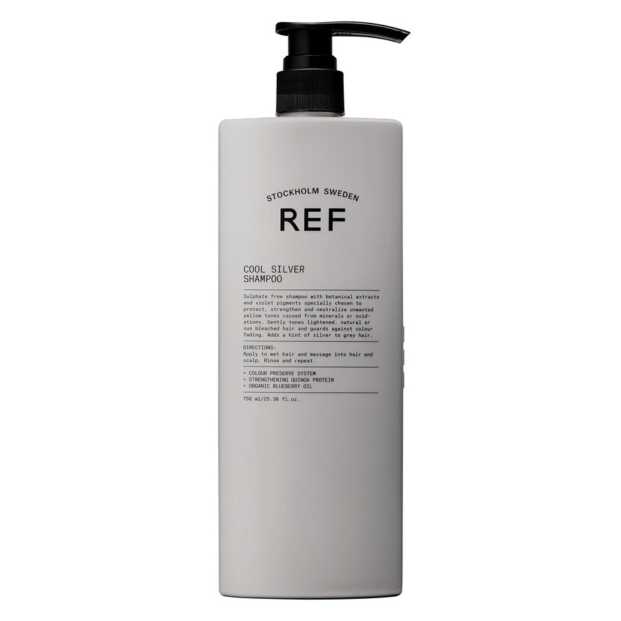 Шапунь Серебро Cool Silver Shampoo REF Швеция* — фото №1