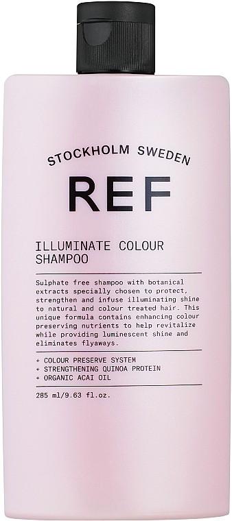Шапунь для окрашенных волос Illuminate Colour Shampoo REF Швеция 285 мл(р) — фото №1