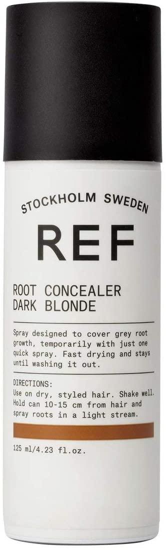 Корректирующий спрей для корней Root Concealer Dark Blonde REF Швеция 125 мл(р) — фото №1