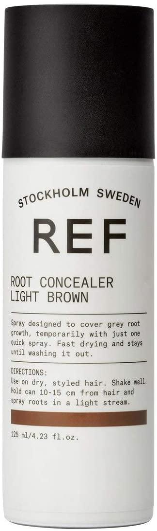 Корректирующий спрей для корней Root Concealer Light Brown REF Швеция 125 мл(р) — фото №1