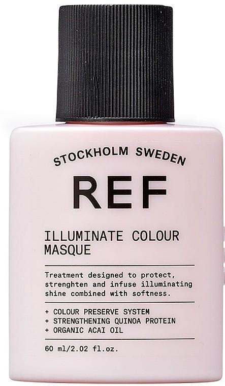 Маска для окрашенных волос Illuminate Colour Masque REF Швеция 60 мл(р) — фото №1