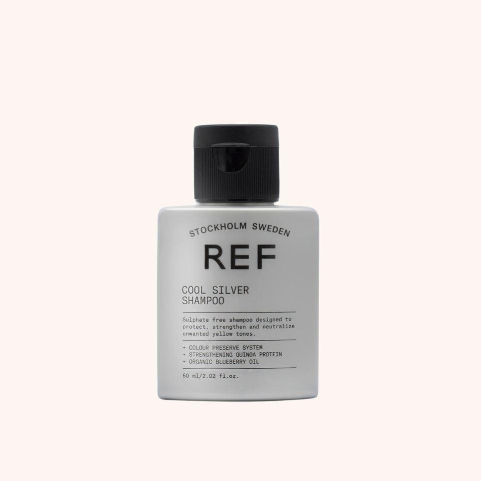 Шапунь Серебро Cool Silver Shampoo REF Швеция 60 мл(р) — фото №1