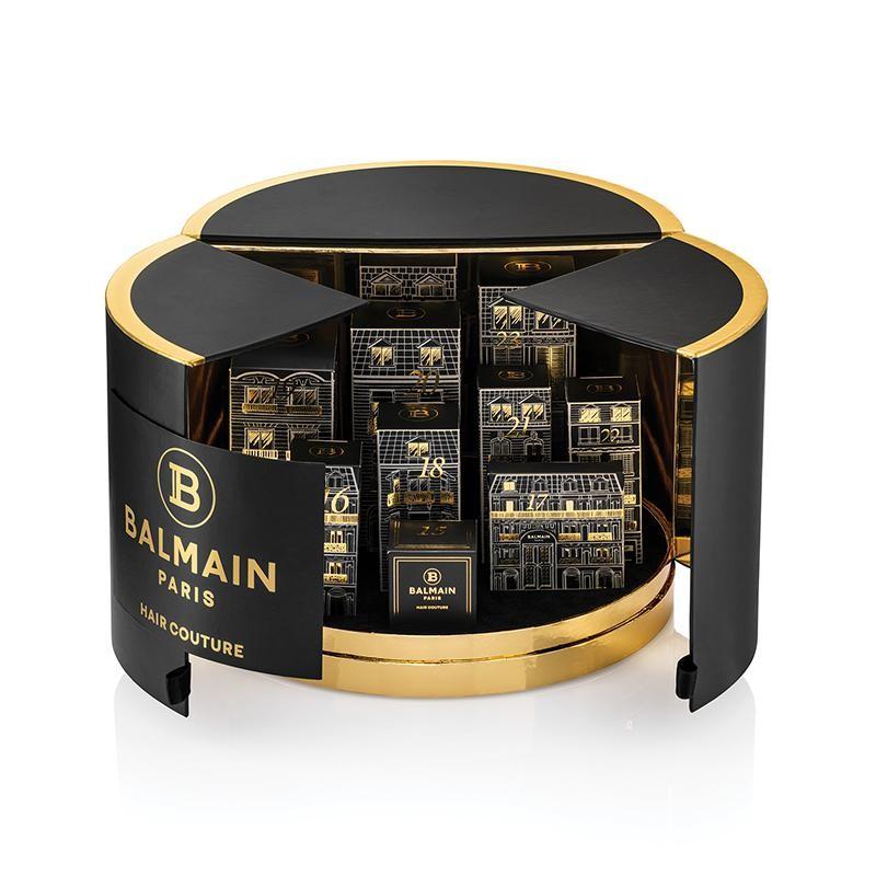 Подарочный календарь – Limited Edition Gift Calendar Balmain Франция 1 шт(р) — фото №1