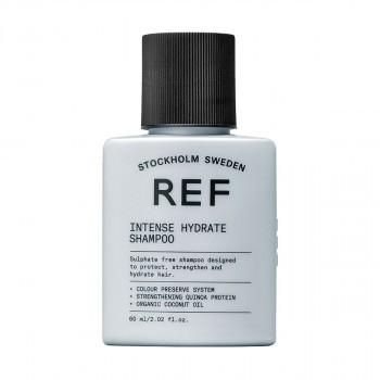 Шампунь увлажняющий Intense Hydrate Shampoo REF Швеция 60 мл(р) — фото №1