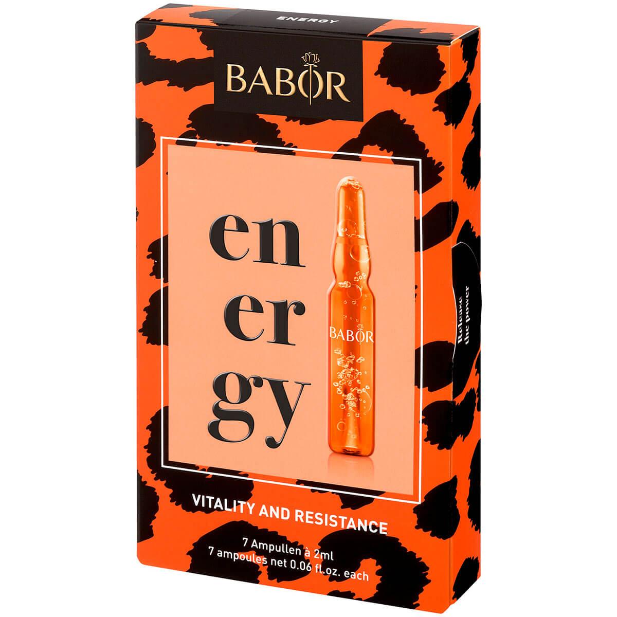 Ампулы Energy limit Babor Германия 1 уп(р) — фото №1