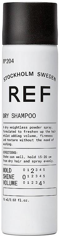Спрей сухой шампунь Dry Shampoo REF Швеция 75 мл(р) — фото №1