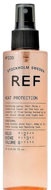Спрей термозащитный Heat Protection REF Швеция 175 мл(р) — фото №1