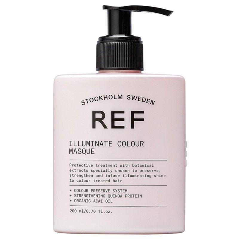 Маска для окрашенных волос Illuminate Colour Masque REF Швеция 200 мл(р) — фото №1