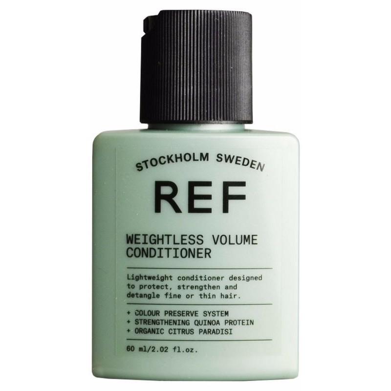 Кондиционер для объема Weightless Volume Conditioner REF Швеция 60 мл(р) — фото №1