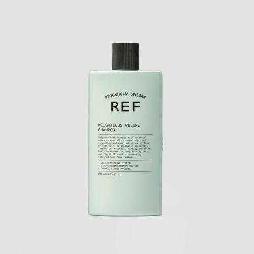 Шампунь для объема Weightless Volume Shampoo REF Швеция 285 мл(р) — фото №1