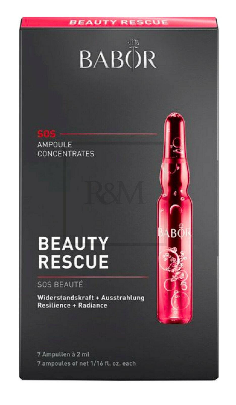 Beauty Rescue Babor Германия — фото №1