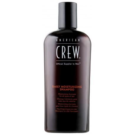 Шампунь увлажняющий ежедневный Daily Moisturizing Shampoo CREW USA 1000 мл(р) — фото №1