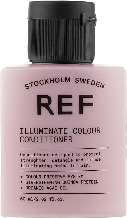 Кондиционер для окрашенных волос Illuminate Colour Conditioner REF Швеция 60 мл(р) — фото №1