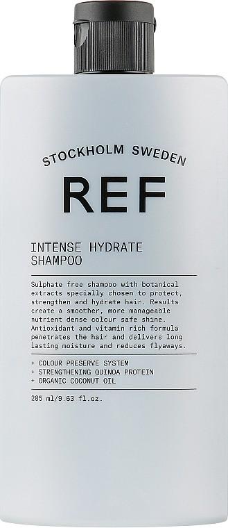 Шампунь увлажняющий Intense Hydrate Shampoo REF Швеция 285 мл(р) — фото №1