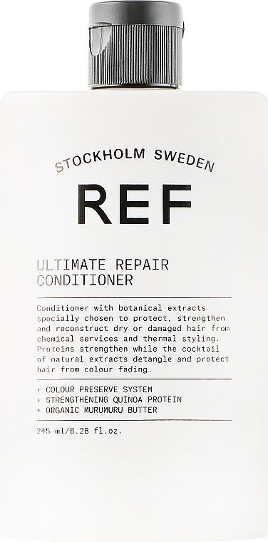 Кондиционер восстанавливающий Ultimate Repair Conditioner REF Швеция 245 мл(р) — фото №1