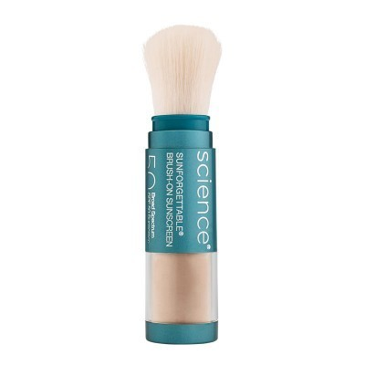 Пудра Brush-on Shield spf 50 – Tan TESTER Colorescience USA 6 г(р) — фото №1