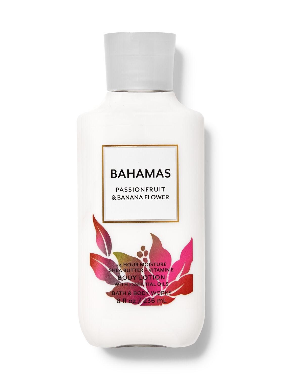 Лосьон для тела Bahamas Passionfruit & Banana Flower Bath & Body Works USA 236 мл(р) — фото №1