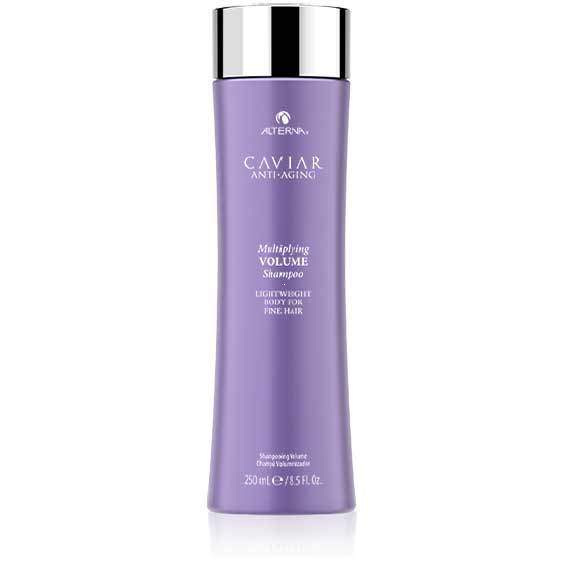 Шампунь для объема Caviar Anti-Aging Multiplying Volume Shampoo Alterna USA 250 мл(р) — фото №1