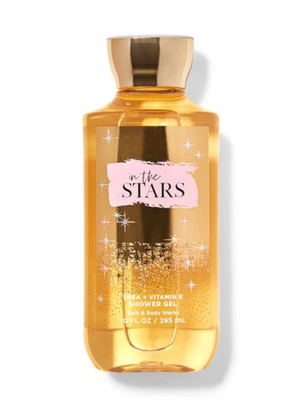 Гель для душа In The Stars Shea+Vitamin E Bath & Body Works USA 295 мл(р) — фото №1