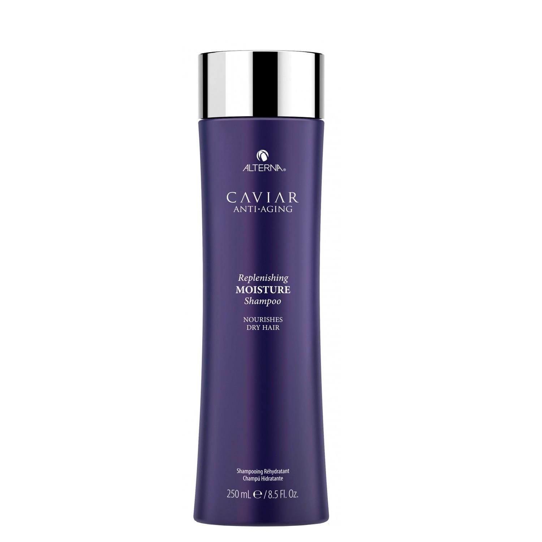 Увлажняющий шампунь Caviar Anti-Aging Replenishing Moisture Shampoo Alterna USA 250 мл(р) — фото №1