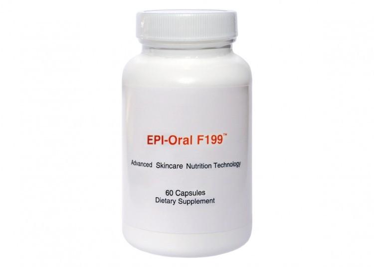 EPI-Oral F199 пищевая добавка для блокирования процессов старения кожи Magnox Израиль 1 уп(р) — фото №1