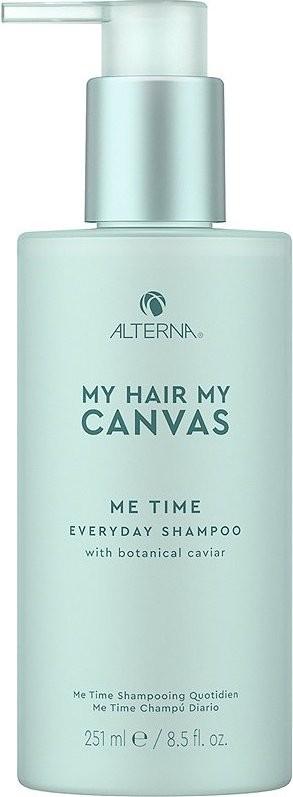 Увлажняющий Шампунь My Hair My Canvas Me Time Everyday Shampoo Alterna USA 251 мл (р) — фото №1