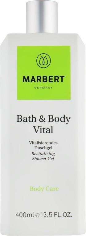 Гель для душа Bath & Body Vital Shower Gel Marbert Германия 400 мл(р) — фото №1