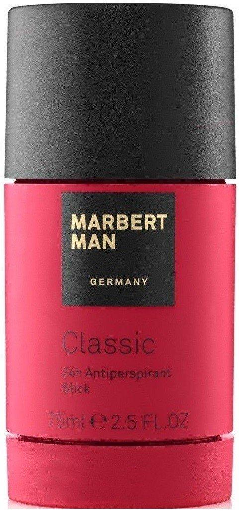 Дезодорант-стик Man Classic 24h Anti-Perspirant Stick Marbert Германия 75 мл(р) — фото №1