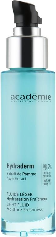 Эмульсия увлажняющая освежающая Hydraderm Fluide Leger Hydratation-Fraicheur Academie Франция 50 мл(р) — фото №1