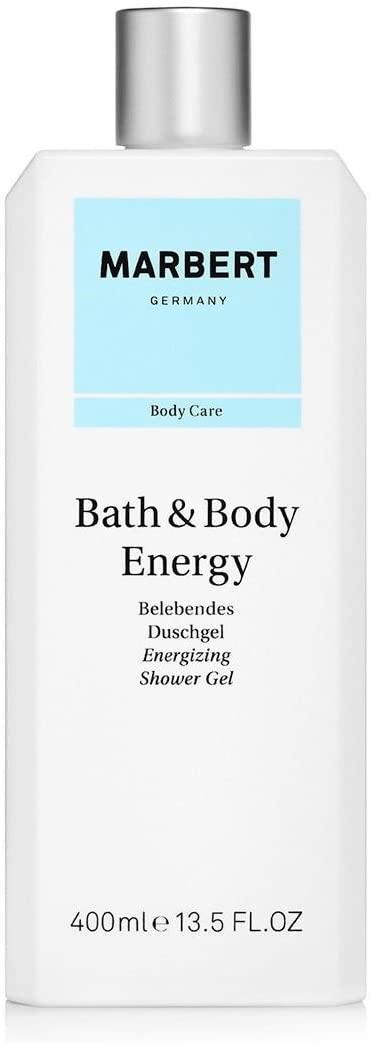 Гель для душа Bath & Body Energy Invigorating Shower Gel Marbert Германия 400 мл(р) — фото №1
