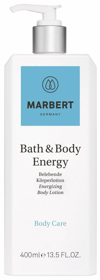 Лосьон для тела Bath & Body Energy Invigorating Body Lotion Marbert Германия 400 мл(р) — фото №1