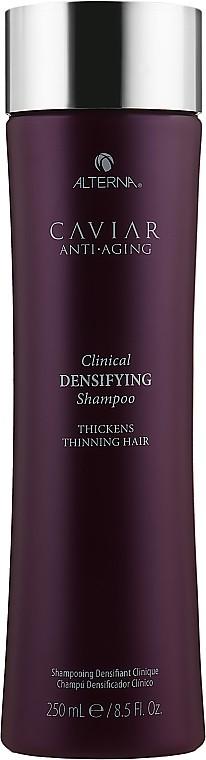 Лечебный уплотняющий шампунь Caviar Anti-Aging Clinical Densifying Shampoo Alterna USA 250 мл(р) — фото №1