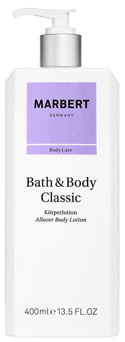 Лосьон для тела Лосьон для тела Bath & Body Classic Body Lotion Marbert Германия 400 мл(р) — фото №1