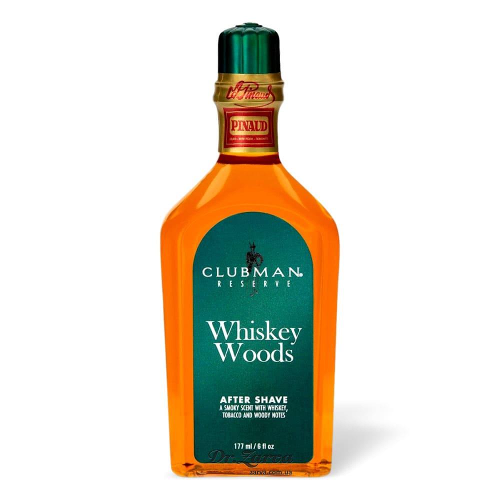 Лосьон после бритья Pinaud Whiskey Woods Clubman  USA 177 мл(р) — фото №1