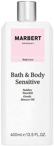 Масло для душа Bath & Body Sensitive Gentle Shower Oil Marbert Германия 400 мл(р) — фото №1