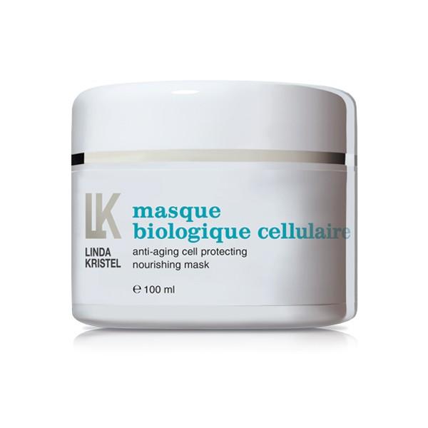Маска Masque Biologique Cellulaire Linda Kristel Италия 100 мл(р) — фото №1
