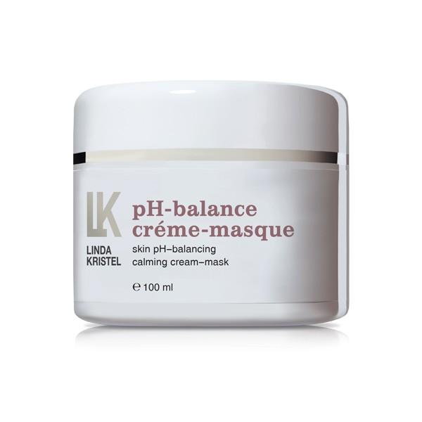 Маска Creme Masque pH-Balance Linda Kristel Италия 100 мл(р) — фото №1