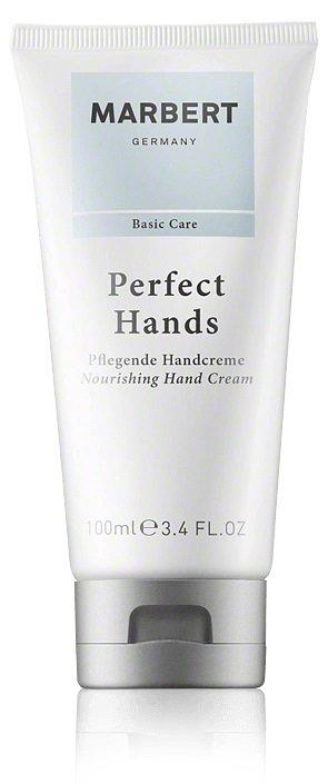 Питательный крем для рук Perfect Hands Nourishing Cream Marbert Германия 100 мл(р) — фото №1