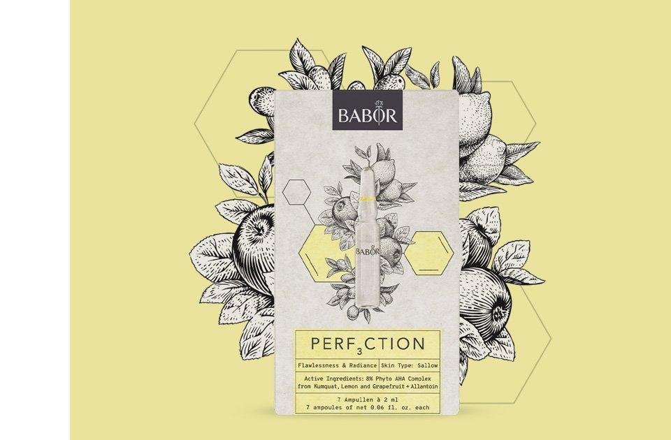 Ампулы набор АНА-Совершенство Perfection Babor Германия 1 уп(р) — фото №1
