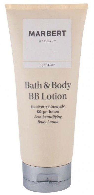 ВВ-лосьон для тела Bath & Body BB Lotion Marbert Германия 200 мл(р) — фото №1