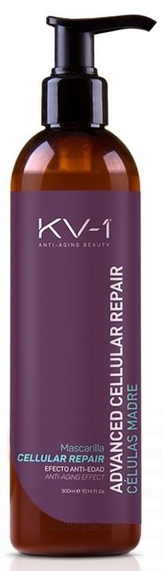 Маска-кондиционер для волос с маслом ши Advanced Cellular Repair KV-1 Испания 300 мл(р) — фото №1